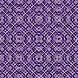 Purple and White Square Geometric Repeat Pattern Background Royalty Free Stock Photos