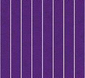 Purple and White Zigzag Textured Fabric Pattern Background Royalty Free Stock Photos