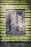 The purple window Royalty Free Stock Photos