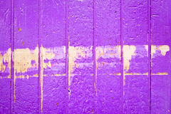 Purple wood Stock Images