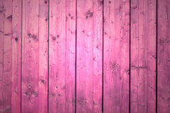 Purple wood planks Royalty Free Stock Images