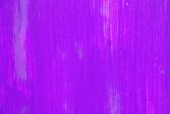 Purple wood texture Royalty Free Stock Photos
