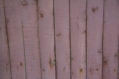 Purple wooden texture Stock Photography