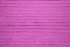 Purple Wooden Wall Royalty Free Stock Photos