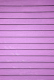Purple wooden wall pattern background. Royalty Free Stock Photo