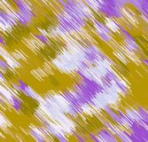 Purple and yellow painting texture Royalty Free Stock Photo