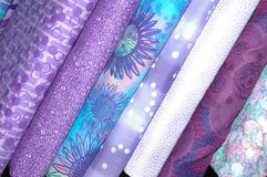 PurpleQuilt2 Royalty Free Stock Images