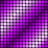 Purples squares pattern backgr Stock Image