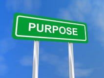 Free Purpose Stock Image - 37143131
