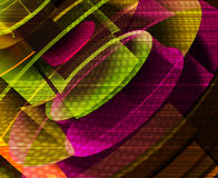 Purpule Abstract Royalty Free Stock Images
