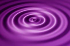 purpur bubbelpool royaltyfri illustrationer