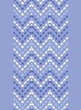 Purpur lässt nahtlosen Musterhintergrund des Sparrens fallen vektor abbildung