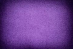 Purpur paper bakgrund Arkivbild