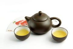 purpur piaska ustalona herbata Obrazy Royalty Free