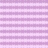 Purpur-punktiertes Muster Lizenzfreie Stockfotografie
