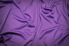 purpur satitextur Royaltyfria Bilder