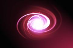 purpur strimma Arkivfoton