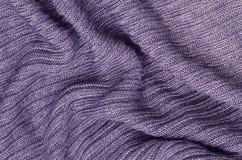 Purpur trykotowy puloweru tło zdjęcie royalty free