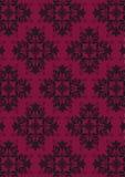 purpur wallpaper Royaltyfri Foto