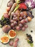 purpura grönsaker Royaltyfri Fotografi