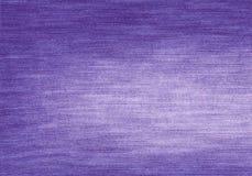 Purpura koloru cajgów tekstura Obrazy Stock
