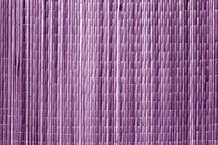 Purpura koloru sraw maty wzór Obrazy Royalty Free