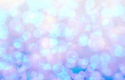 Purpura lampor stock illustrationer