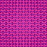Purpura Różowy Plemienny wzór Zdjęcie Royalty Free