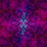 purpura röda kupor för abstrakt bakgrundsblackpink Royaltyfria Foton