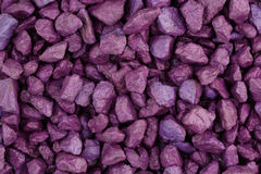 purpura stenar Royaltyfri Foto