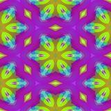 purpura stjärnor Royaltyfria Foton