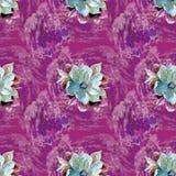 Purpurfärgad bakgrund Royaltyfri Foto