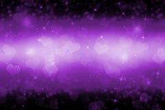 Purpurfärgad bakgrund Fotografering för Bildbyråer