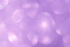 Purpurfärgad bakgrund - suddighetsmaterielfoto Arkivfoto