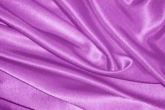 Purpurfärgad bakgrund: Valentinsilke - materielfoto Arkivbilder