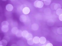Purpurfärgad bakgrundssuddighetstapet - materielfoto Royaltyfri Bild