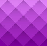 Purpurfärgad diamantbakgrund Arkivbild