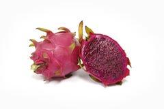 Purpurfärgad drakefrukt Royaltyfria Bilder