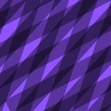 Purpurfärgad linje modell Arkivbild