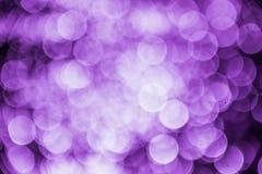 Purpurfärgad ljus Unfocused kortbakgrund royaltyfri fotografi