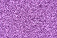 Purpurfärgad murbruknärbild, textur, bakgrund arkivfoto