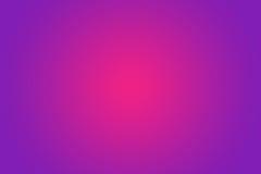 Purpurfärgad radiell lutningbakgrund Royaltyfri Fotografi