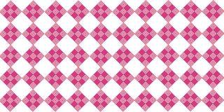 Purpurfärgad sömlös vägg Royaltyfri Fotografi