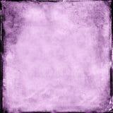 Purpurfärgad tappningbakgrund Royaltyfria Bilder