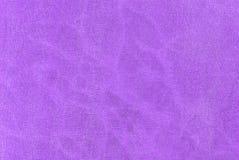 Purpurfärgad textur för organzamakrotyg Fotografering för Bildbyråer