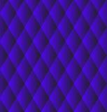 Purpurfärgad triangelbakgrund Royaltyfria Bilder