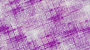 Purpurfärgade linjer och stjärnor Arkivbilder