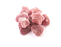 Purpurfärgade Sugar Jelly Candy VI Fotografering för Bildbyråer