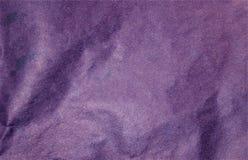 Purpurfärgat inpackningspapper paper textur Arkivbilder
