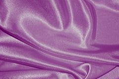 Purpurfärgat kort för ferie för valentindaghjärta - materielfoto Arkivfoto